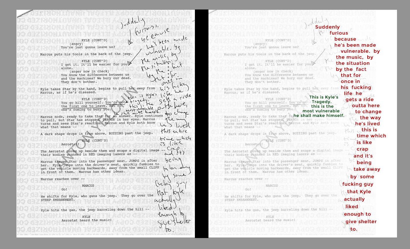 Script Notes